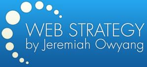web strategy by Jeremiah Owyang