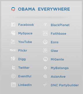オバマのソーシャルメディア活用事例